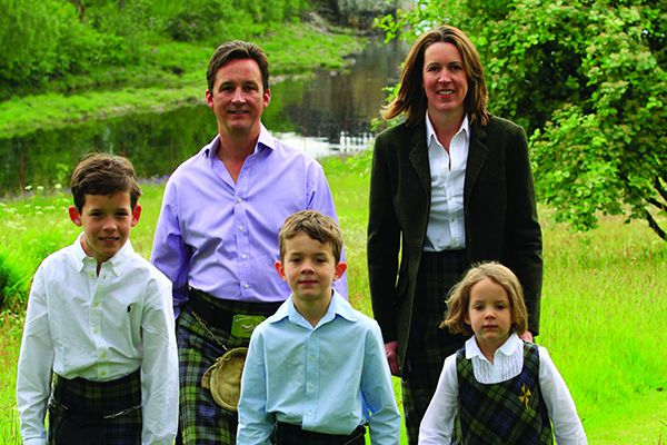 Clan Campbell Welcome