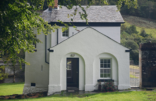 Garron Lodge, Loch Fyne