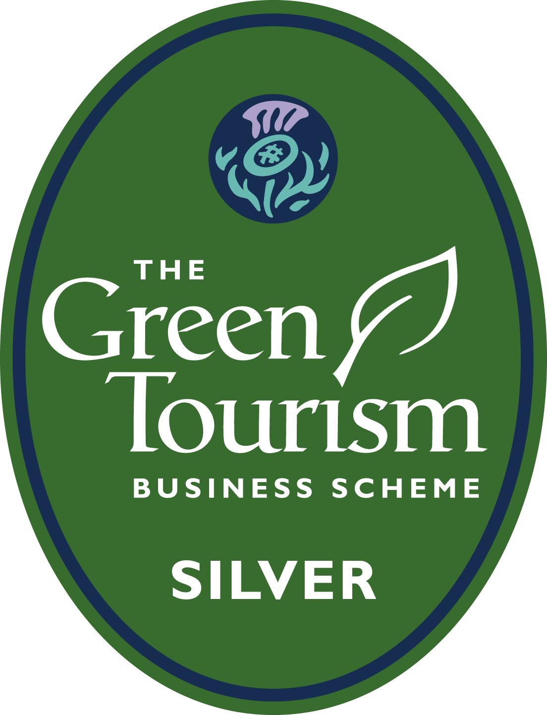 Green Tourism Award plaque