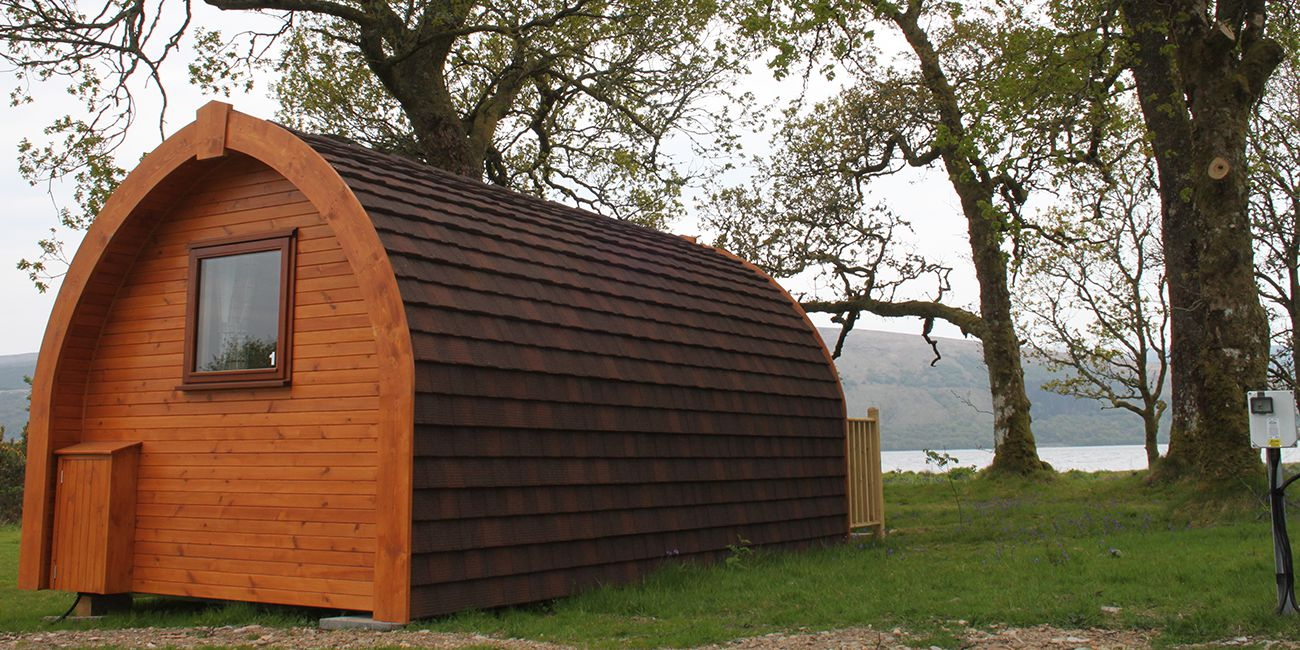 Introducing Our Fabulous New Glamping Pods!